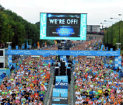 Bupa Great North Run 2012